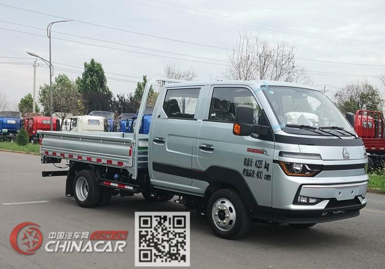 豪沃牌ZZ1047C3211F542型载货汽车图片1