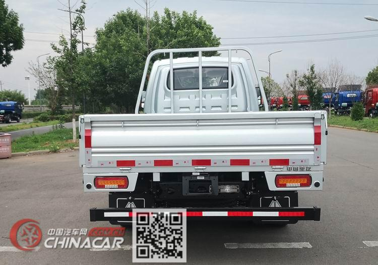 豪沃牌ZZ1047C3211F542型载货汽车图片2