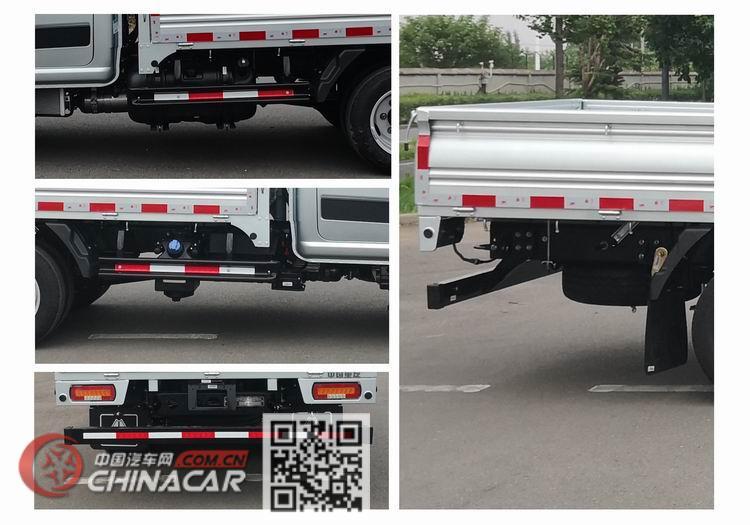 豪沃牌ZZ1047C3211F542型载货汽车图片3