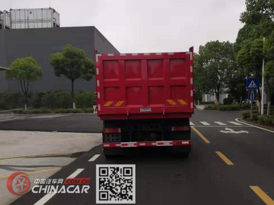 东风牌EQ3310GSZ6D3型自卸汽车图片4