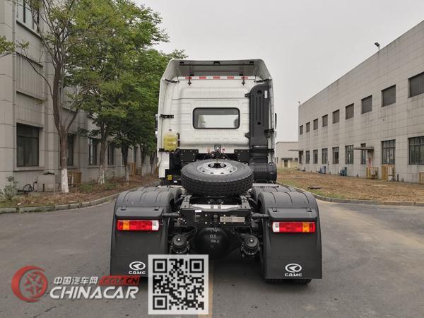 华菱之星牌HN4252H46C4M6型牵引汽车图片3