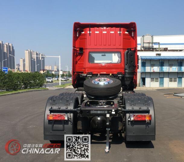 东风牌DFV4257GW6D型危险品牵引汽车图片4