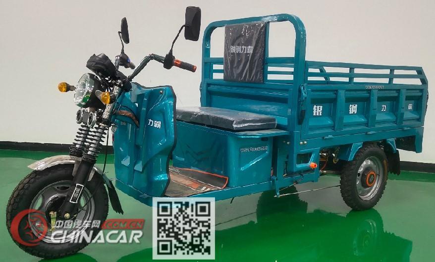 银钢力霸牌YG1200DZH型电动正三轮摩托车图片1