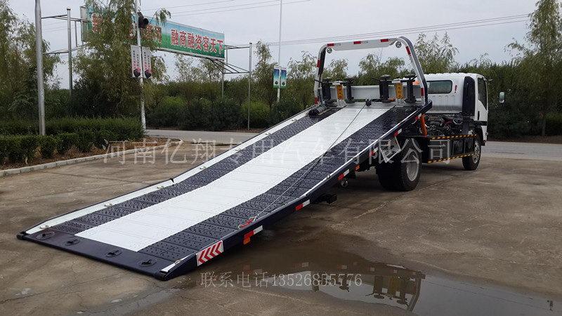 【郑州】出售五十铃一拖二道路清障车 6.6米平