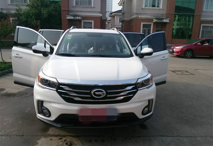 传奇车报价_【福州】传奇GS4只需一卡两证办理首付2万价格10.50万二手车