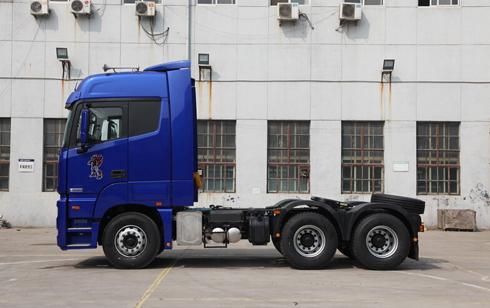 【南京】全新福田 歐曼GTL超能版 6系重卡 430馬力 6X4 牽引車 價格30.00萬 二手車