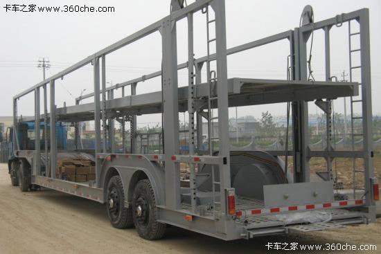 14.2米-14.6米车辆运输半挂车 轿运车二手车