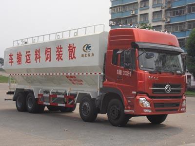 程力威牌CLW5311ZSLD4型散装饲料运输车二手车
