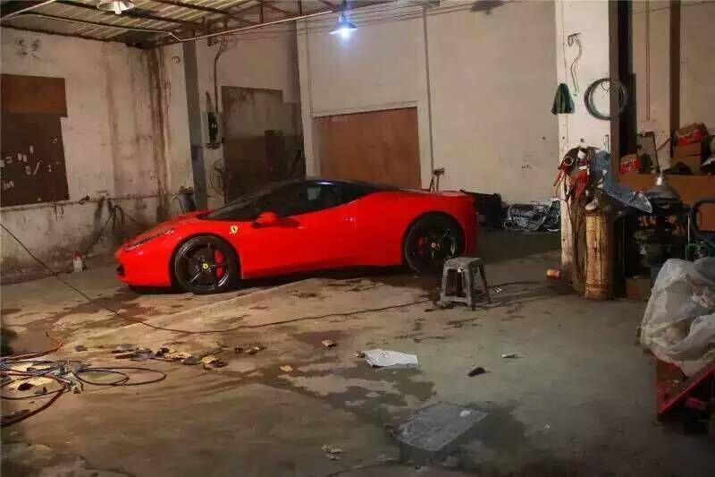 【东莞】12年法拉利458 价格158.00万 二手车