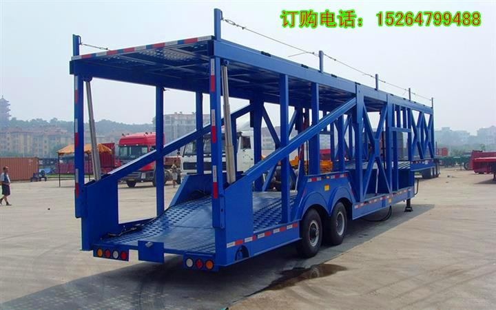 出售6两14米轿运车