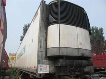潮州转让15米冷藏车 手续齐全二手车
