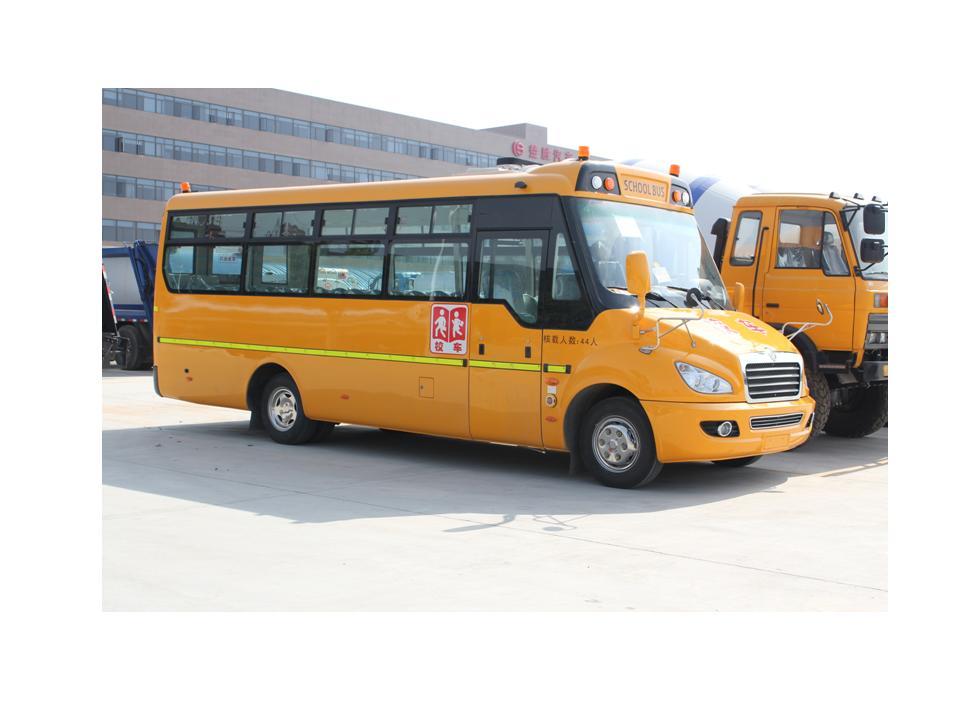 东风超龙44座校车