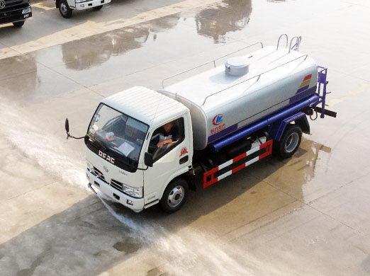 【6.3万】国四福瑞卡5吨洒水车