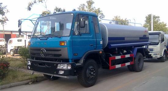 10吨东风145洒水车厂家促销——低价格、高配置