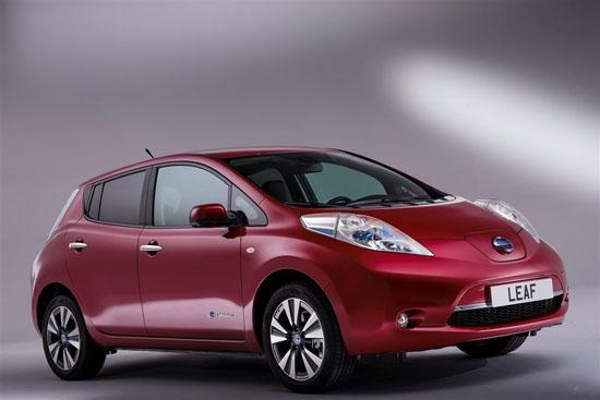 日产聆风 舒适、新颖的电动汽车