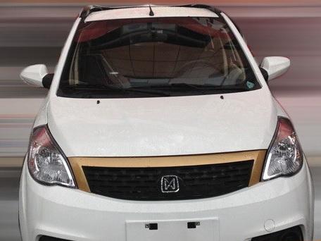 或年内推出 江铃E100电动车最新谍照高清图片