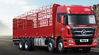 欧曼GTL超能版载货车试驾评测