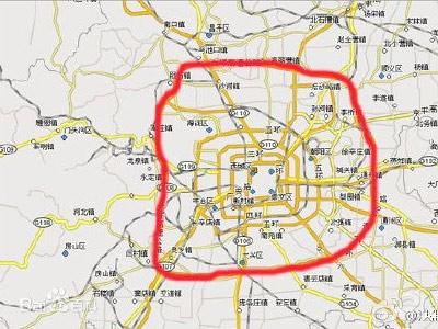北京拟禁外埠货运车进六环