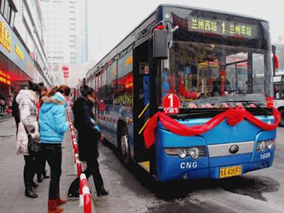 广西:南宁800辆LNG空调公交车陆续投入运营