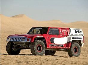 征战赛场 盘点参加过达喀尔的SUV车型