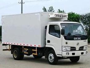 城乡建材运输者 东风千钧王在西安上市