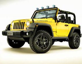 美防务承包商改装Jeep牧马人 发掘军用价值