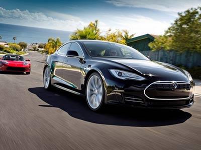 """Model S""和""Model X""销量冰火两重天"
