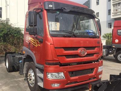 降价5100 深圳新悍威J5M牵引车限时促销