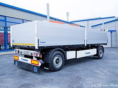 侧板折叠主打建材运输 德国Krone新挂车