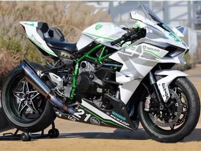 川崎H2R超级跑车测速又创新高