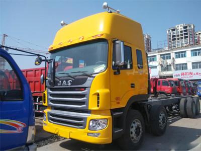 限时优惠 高安格尔发A58×4载货车27.3万