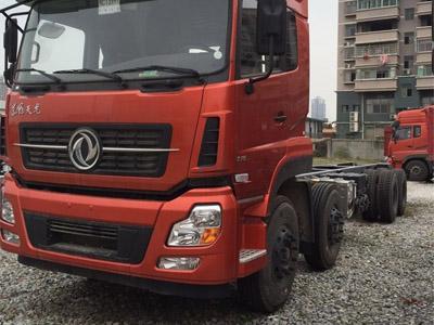 直降一万元 江西天龙8X4载货车热销中