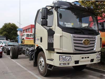 配J6L驾驶室 柳特金陆7米7底盘上海到店