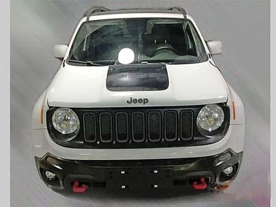新版国产自由侠Jeep车符合大众口味