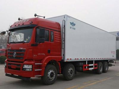 直降3万元 郑州新M3000 8X4冷藏车促销