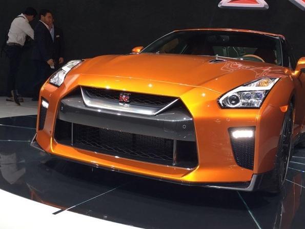 2016纽约车展:新款日产GT-R正式发布