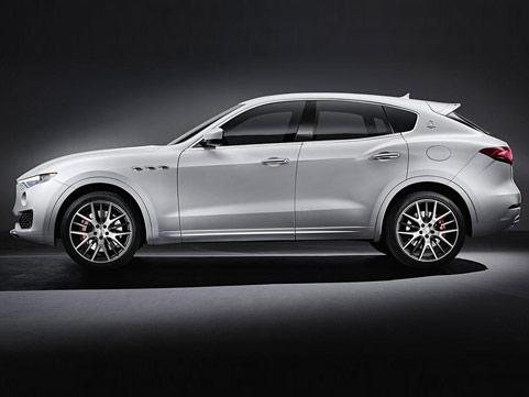 玛莎拉蒂数款车型将实现半自动驾驶 Levante SUV试水