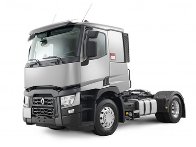 减重提载更高效益 雷诺新一代T系列卡车