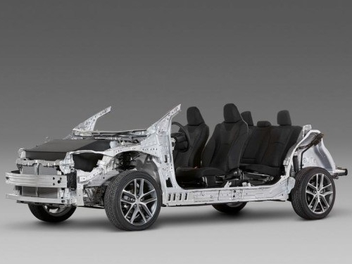 将投产TNGA平台 一汽丰田新生产线奠基