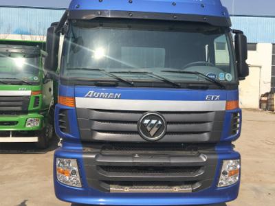 国五新品 北京欧曼ETX限时仅售27.5万