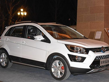 北京汽车全面发力新能源 纯电SUV即将上市