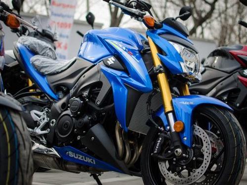 GSX-0S100售价仅13.9万 铃木掀蓝色风暴