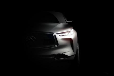 新概念车/新款QX80 英菲尼迪车展阵容
