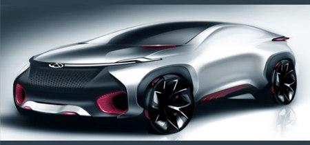 展望未来10年 奇瑞4月20日发布新概念车
