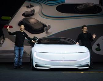 赶超特斯拉  乐视超级汽车颠覆汽车行业