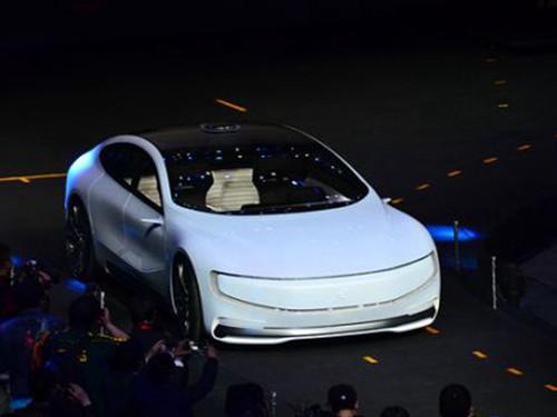 乐视汽车在假装自动驾驶?这个牛吹大发了