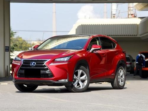 或搭3.5L动力 雷克萨斯将推NX 300车型