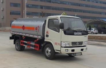 5吨加油车首选东风凯普特D6底盘,最实用、最实惠!