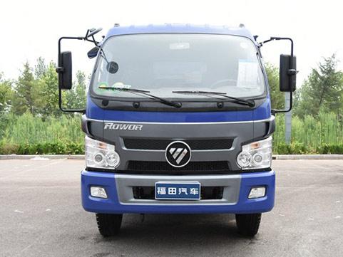 福田瑞沃中卡推出自卸产品