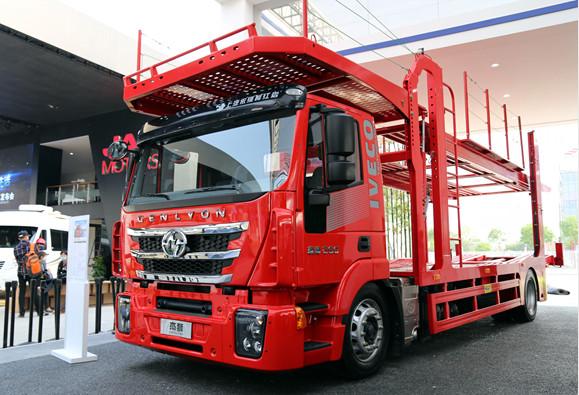 三款重庆造重卡新品将亮相2016年重庆国际车展